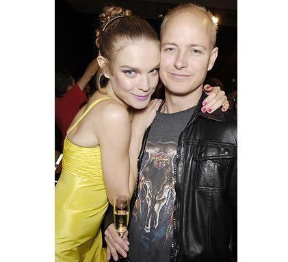 9. Justin Portman ve Natalia Vodianova